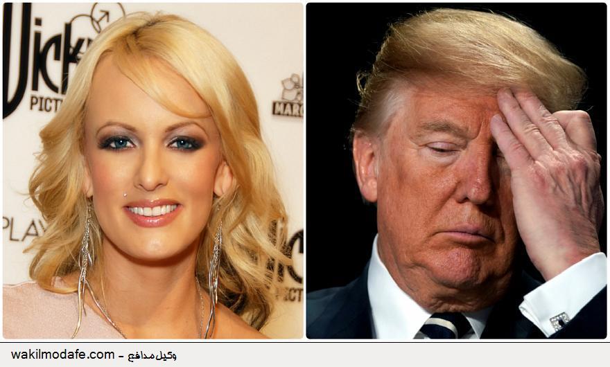 وکیل ترامپ پذیرفت که به بازیگر مستهجن پول داده است